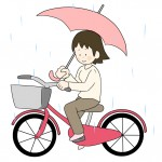 自転車の傘スタンドは違反か?大阪のさすべえは?東京都は?罰金は?