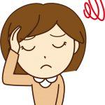 低気圧で頭痛になる原因は?効果的なツボは?予防する食べ物は?