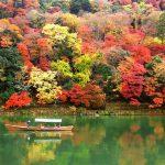 嵐山の紅葉、見頃はいつ?おすすめスポットは?