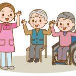 高齢者の方が椅子に座ったままで出来る体操は?ストレッチは?