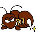 ヒアリとアリの違いは?アリの巣コロリやアリアースなどは効くの?