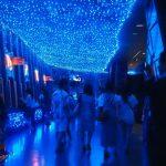 東京タワー、七夕のライトアップ情報と混雑情報